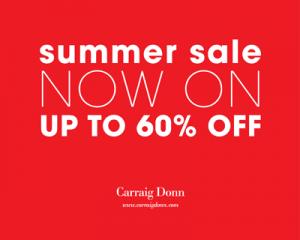 15-6-11 Carraig Donn Summer Sale