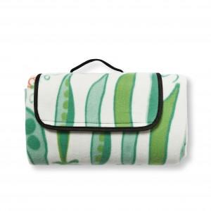 16-3-22 Tiger Pea Picnic Blanket